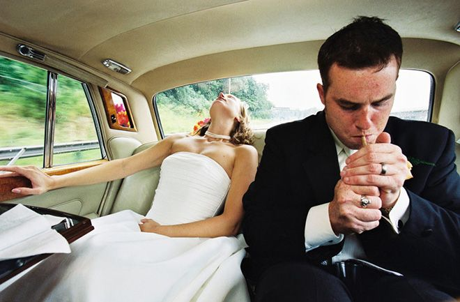 What to do about non-smoking wedding venues