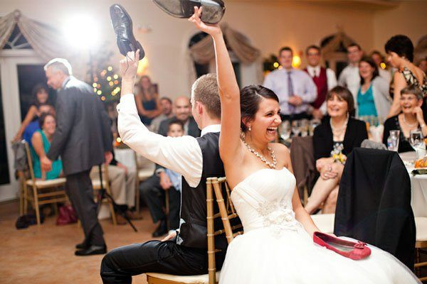 Wedding Games The Shoe Game Griffin Alliance